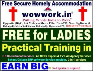 job opportunity in hyderabad