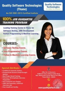 java training institute in thane