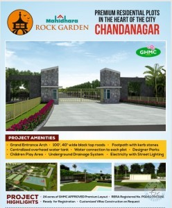 PREMIUM RESIDENTIAL PLOTS IN CHANDANAGAR