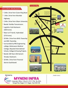 Plots For Sale In Rudraram Hyderabad