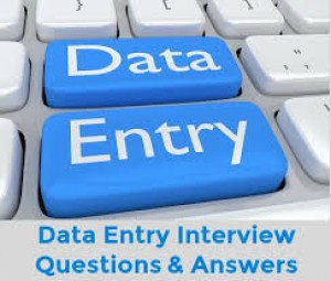 Data Entry Operators Jobs In Chittoor