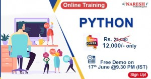 Python Online Training In Hyderabad