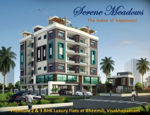 Flats For Sale In Bheemili Visakhapatnam