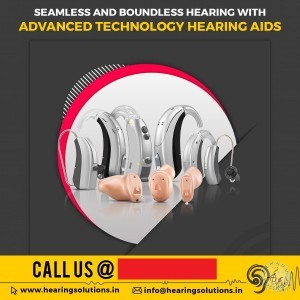Hearing Aids Care Service In Hyderabad