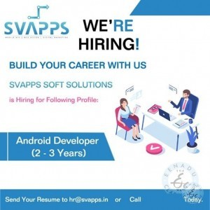 Android Developer Jobs In Warangal
