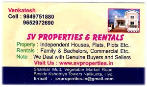 flat for sale in nallakunta hyderabad