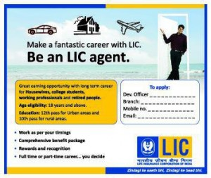 Insurance Agent Jobs In Hyderabad