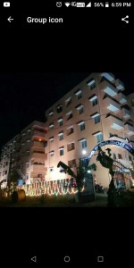 Flats For Sale In HB Colony Vijayawada