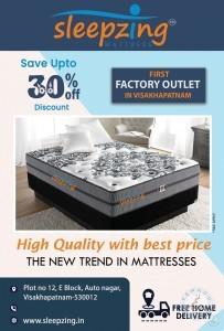 mattress for sale in visakhapatnam