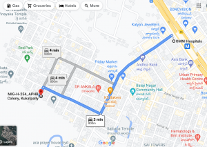 Plot For Sale In Kukatpally Hyderabad
