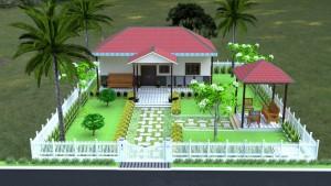 Farm House Contractor In Hyderabad