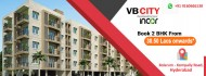 Flats For Sale In Bolarum-Kompally Road Hyderabad